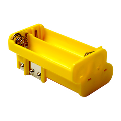 Rechargeable Yellow Radio Scanner Battery Holder - Whistler Group