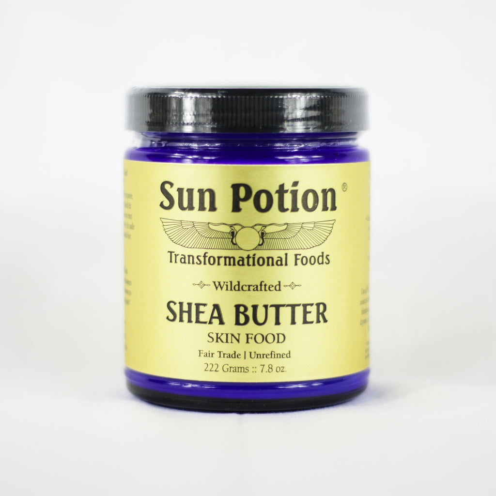 Shea Butter (wildcrafted)