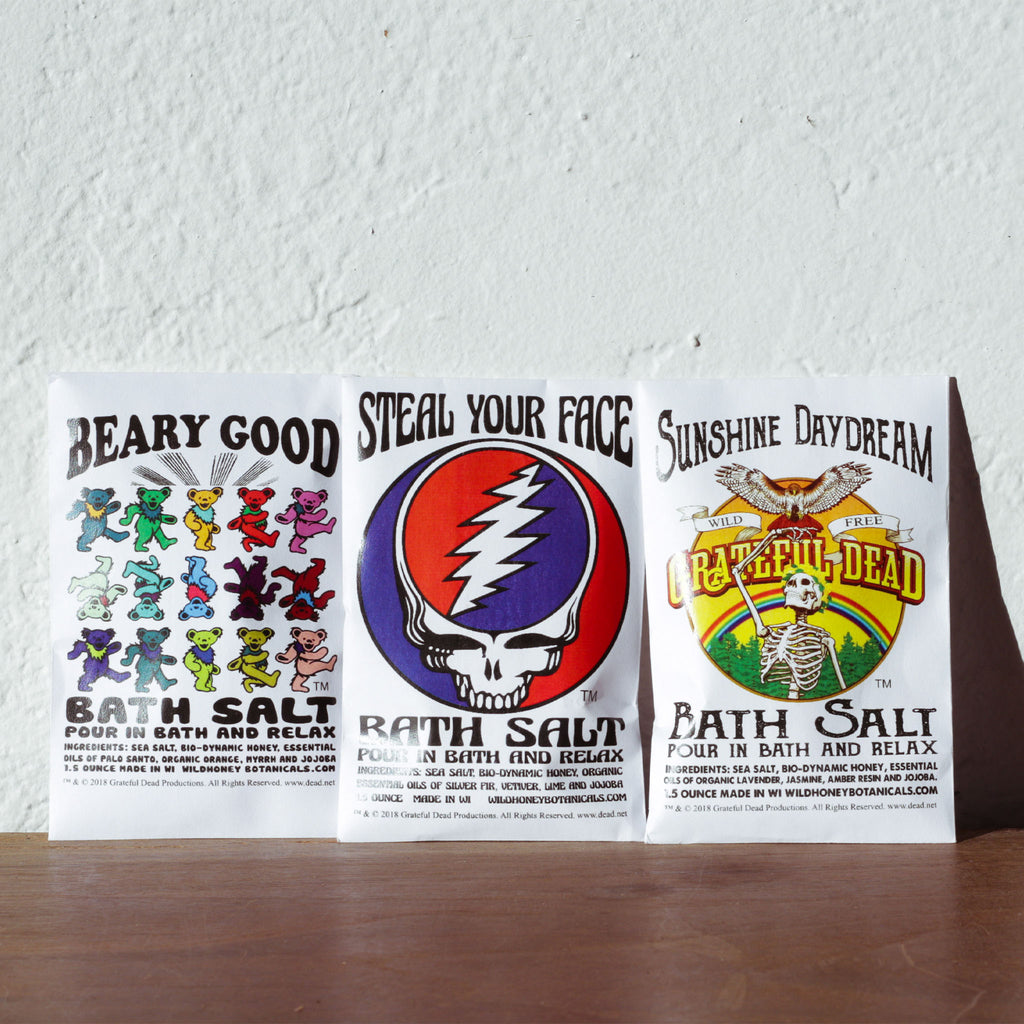 Grateful Dead bath salts