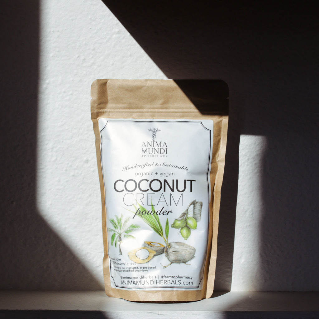 Coconut Cream Powder 100% Organic