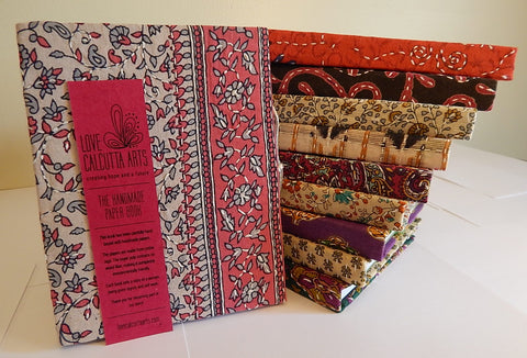Love Calcutta Arts - Sari Journals