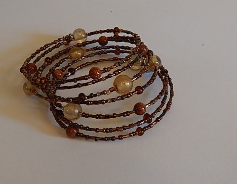 Beauty for Ashes - Wrap Bracelets