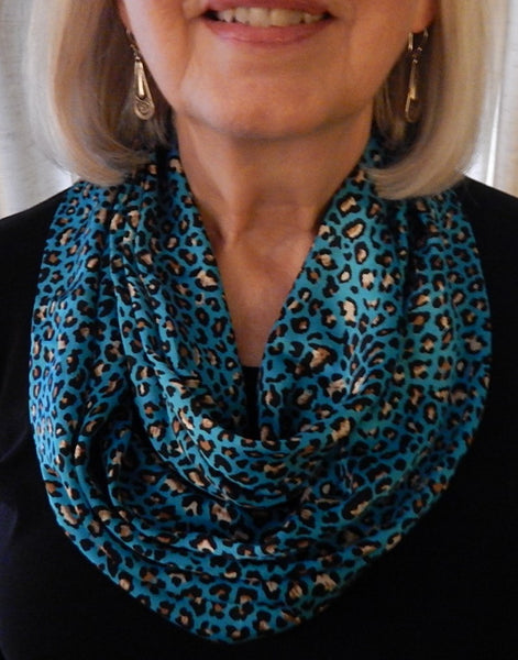 Forever Zoe Infinity Scarf  # 1