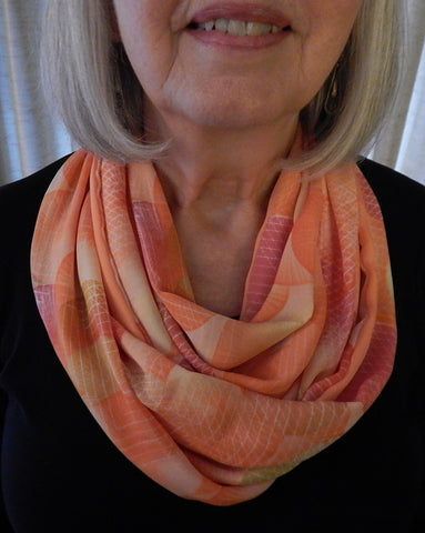 Forever Zoe Infinity Scarf  # 4
