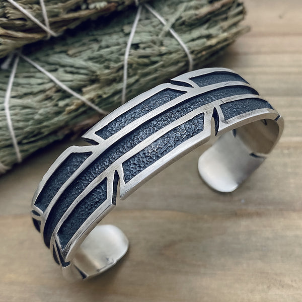 Feather Cuff Bracelet *David Rosales Collection*