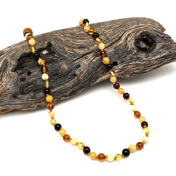 Baby Amber Necklaces | Native Visions |