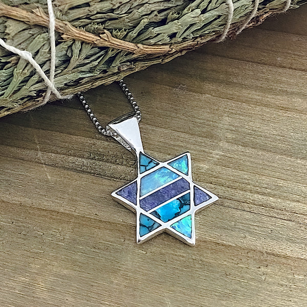Star Of David Pendant *David Rosales Collection*