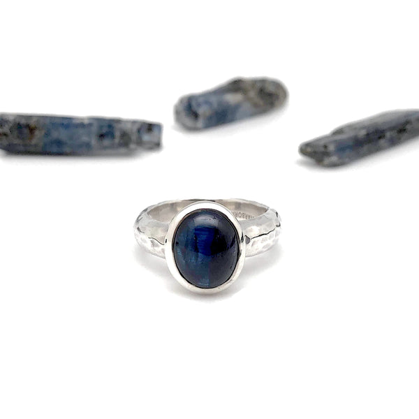 Kyanite Ring Size 7 | Native Visions |