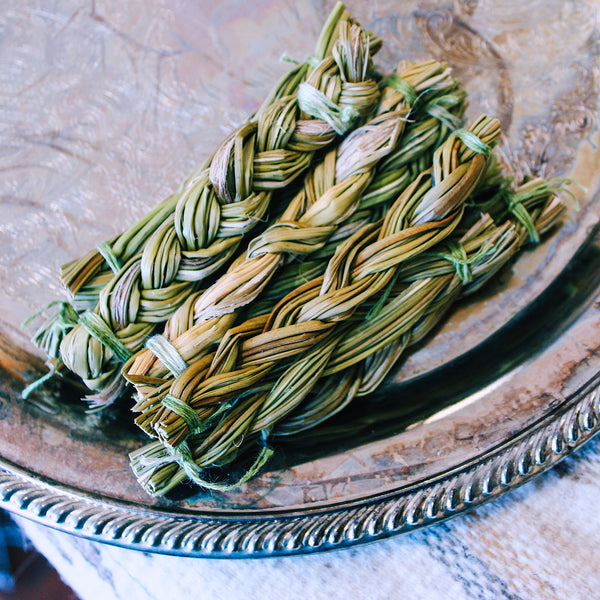 Sweetgrass (Small)