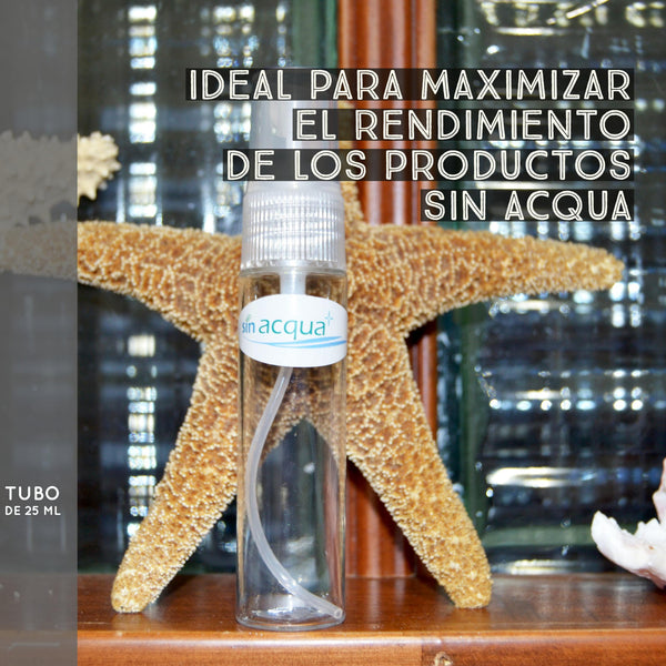 sinacqua, productos de limpieza biodegradables, aspersor, atomizador, spray
