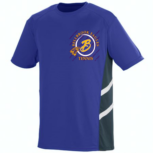 Short sleeve tee-tennis- BHS Tennis 19