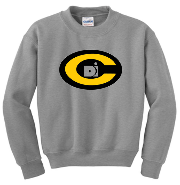 Crew neck sweatshirt -CDI 20
