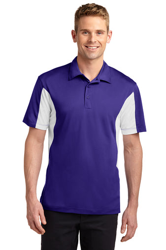 Sport-Tek® Side Blocked Micropique Sport-Wick® Polo- Bellbrook Pit 2019