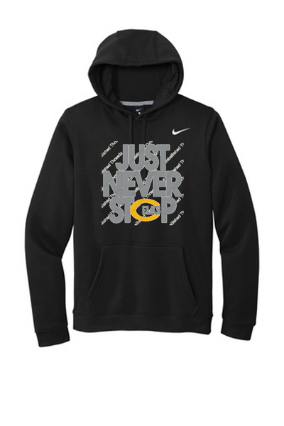 Nike YOUTH Club hoodie-Cline Holiday 20