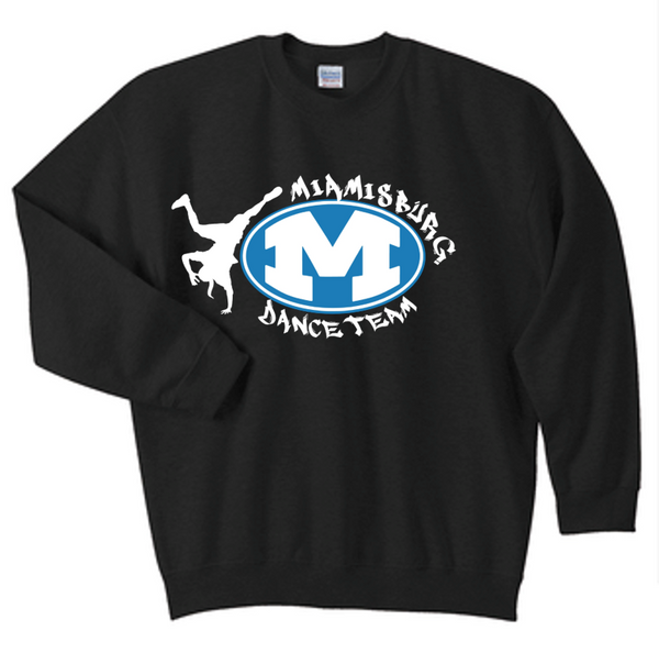 Crew neck sweatshirt-MDT 20