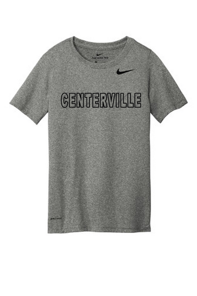 Nike YOUTH Dri fit  tee-Cline Holiday 20