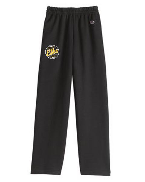 Champion brand open bottom sweatpants-Centerville 11u Baseball
