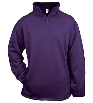 Adult Quarter-Zip Pullover-Bellbrook Music