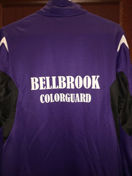 Warm up Jacket-Bellbrook Colorguard 2020
