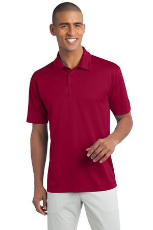 Men's Silk Touch Performance Polo Sinclair PTA program logo