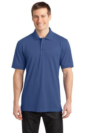 Men's Stretch Pique Polo VAMC ED