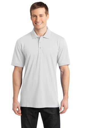 Men's Stretch Pique Polo