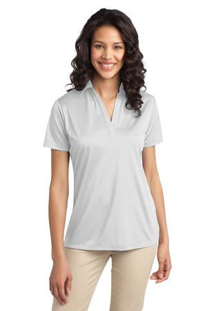 Ladies Silk Touch Performance Polo-Sinclair PTA program
