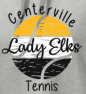 Ladies Fanatic Tee-CHS tennis 2020