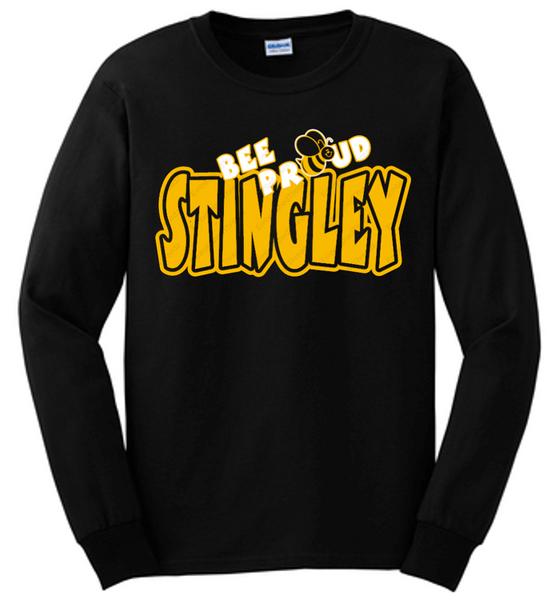 Long sleeve tee-Stingley fall '20