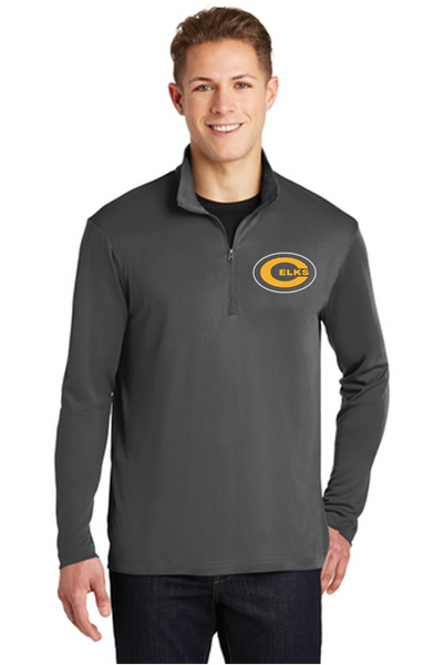 Sport Wick Stretch 1/4 zip pullover-Magsig fundraiser