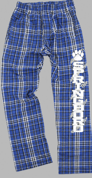Flannel lounge pants-Boro