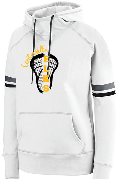 Ladies/Girls Spry Hoodie-CYG Lax 21