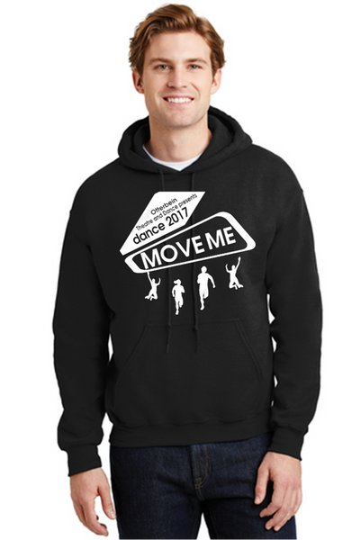 Adult Hooded Sweatshirt-MOVE ME