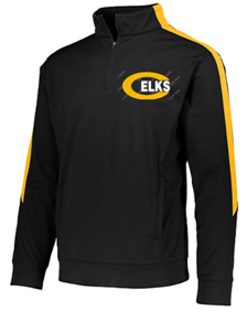 1/4 zip pullover-Cline Christmas Fundraiser