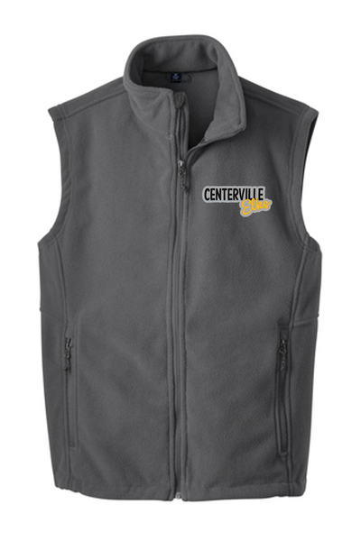 Youth Fleece vest-Magsig fall 20