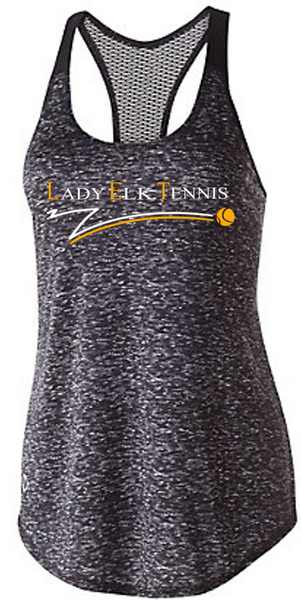Ladies Tank-CHS tennis 2020