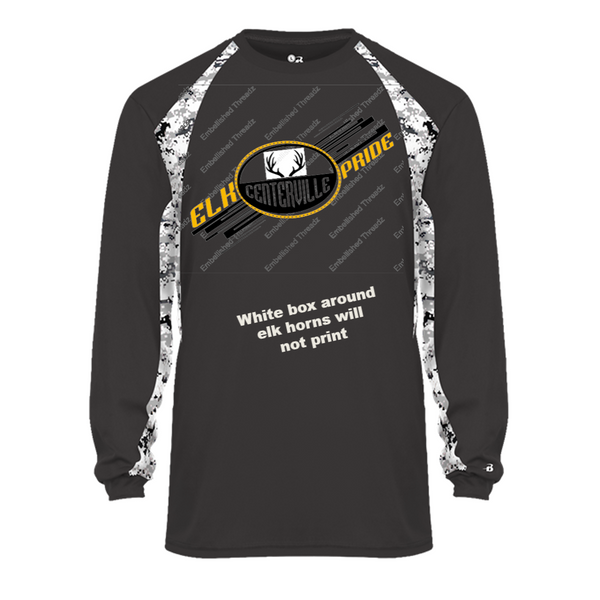 Long sleeve Performance Dri-fit tee-Magsig fall '18