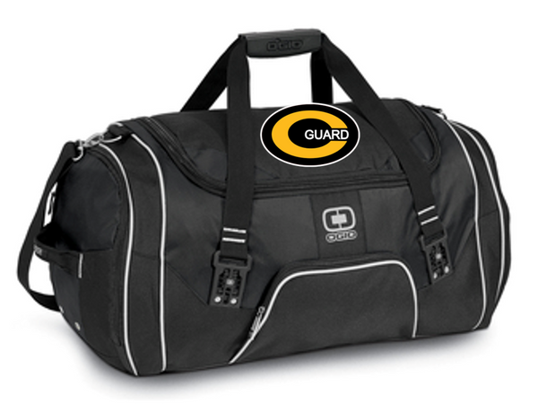 Guard Duffle (This item is not eligible for shipping) - Centerville Jr. Color Guard 20