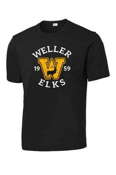 Youth Super Soft Tri-blend Tee-Weller fall '20