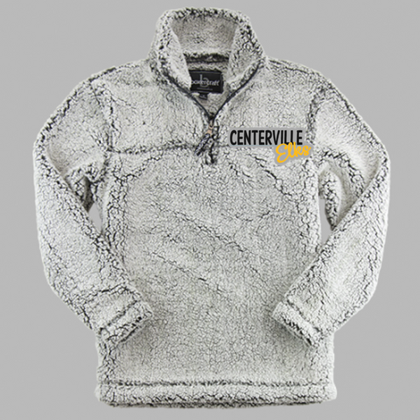 Sherpa quarter zip pullover-Stingley fall '20