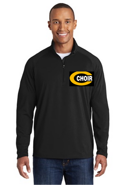 Sport Wick Stretch 1/4 zip pullover-Centerville Choir Board