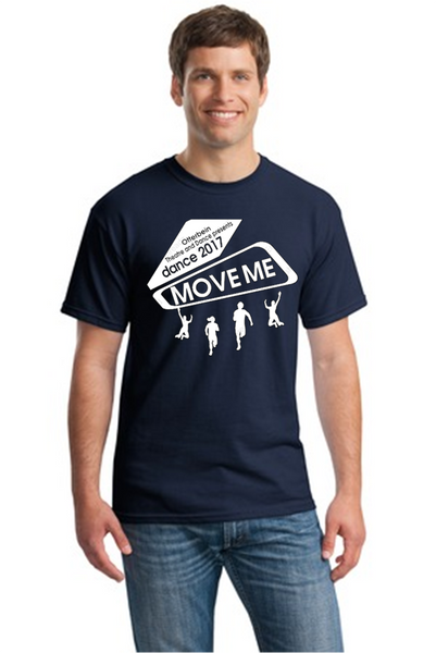 Short Sleeve T-Shirt-MOVE ME