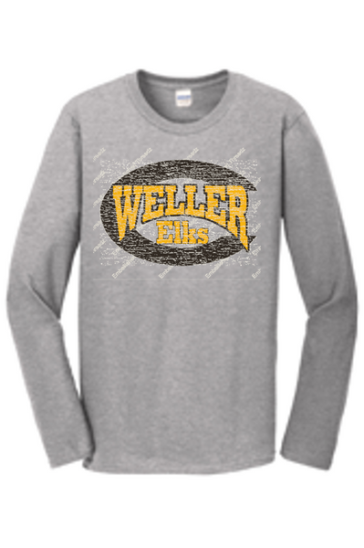 Long sleeve tee-Weller fall 20