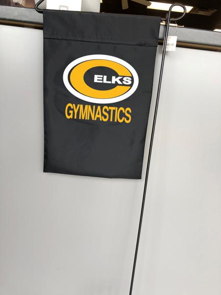 Flag- CHS Gymnastics 20