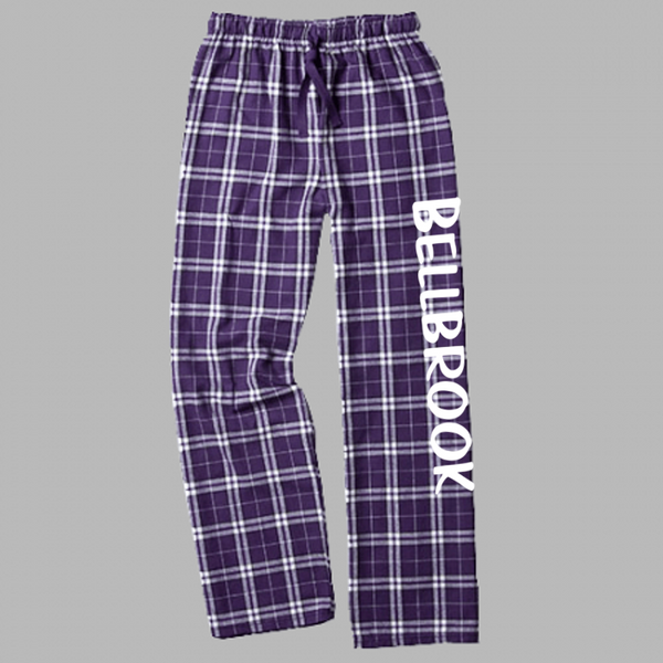 Flannel lounge pants-BMB Holiday 20