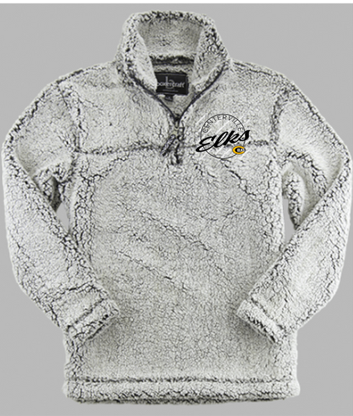 Sherpa quarter zip -Cline Holiday 20