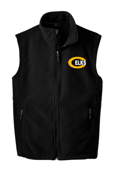 Fleece vest-Weller fall 20