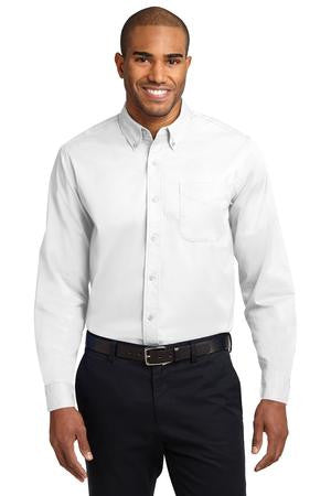 Men's Long Sleeve Easy Care Shirt- Dayton VAMC 2021