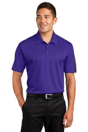 Men's PosiCharge® Colorblock Polo- Bellbrook Pit Dad 2019