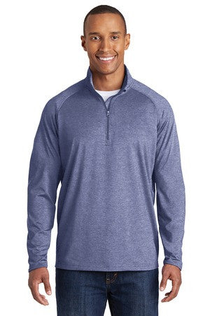 Men's Sport-Wick Stretch 1/4 zip Pullover